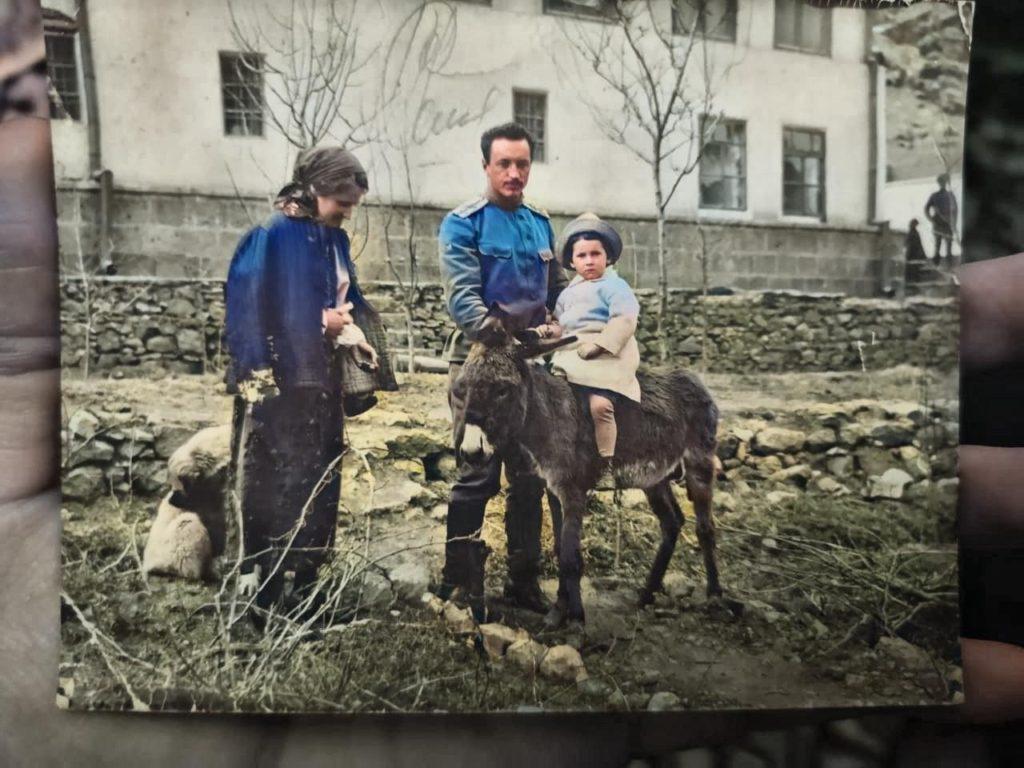 colorized image 10 1 1024x768 - Егорова Ольга Георгиевна (жена Агеева Ивана Александровича) мама Агеевой Екатерины Ивановны