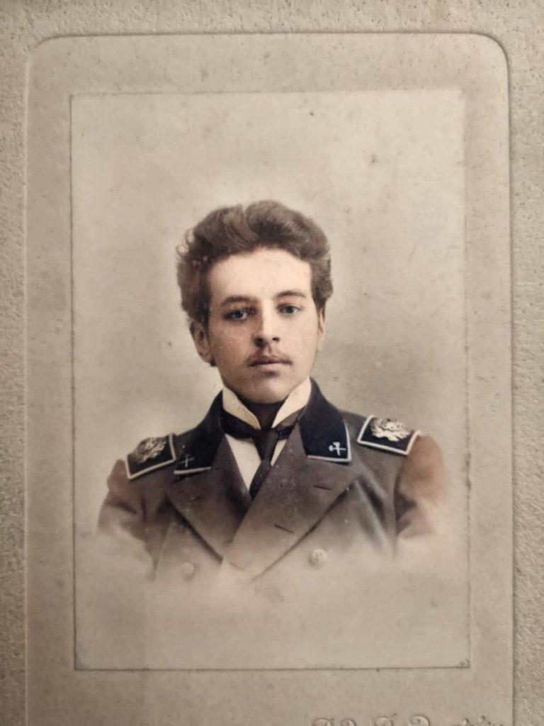 colorized image 6 768x1024 - Александр Александрович Агеев